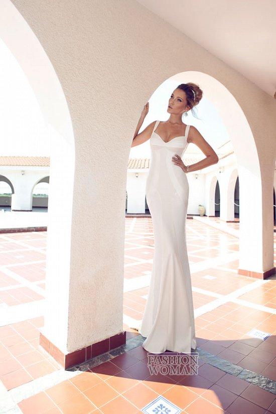 Свадебные платья 2014 от Julie Vino фото №41
