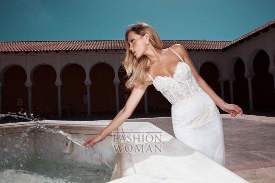 Свадебные платья 2014 от Julie Vino фото №42
