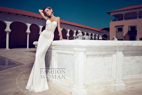 Свадебные платья 2014 от Julie Vino фото №43