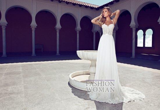 Свадебные платья 2014 от Julie Vino фото №44