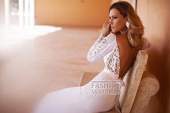 Свадебные платья 2014 от Julie Vino фото №50