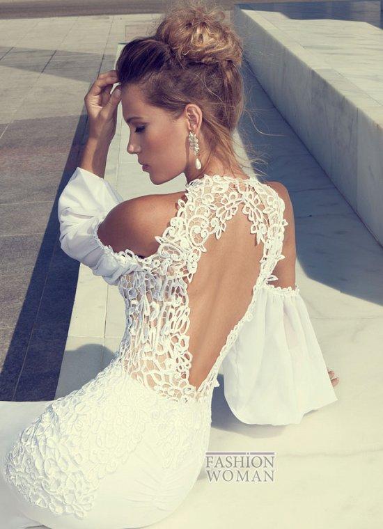 Свадебные платья 2014 от Julie Vino фото №7