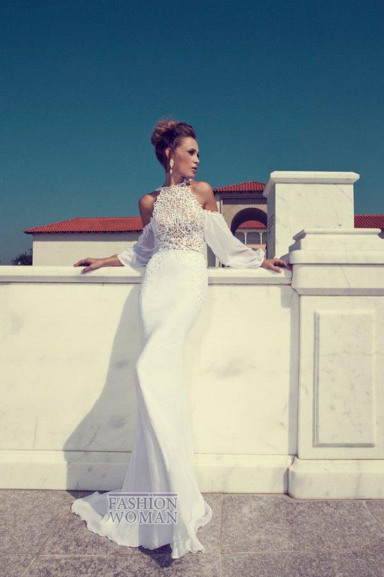 Свадебные платья 2014 от Julie Vino фото №8
