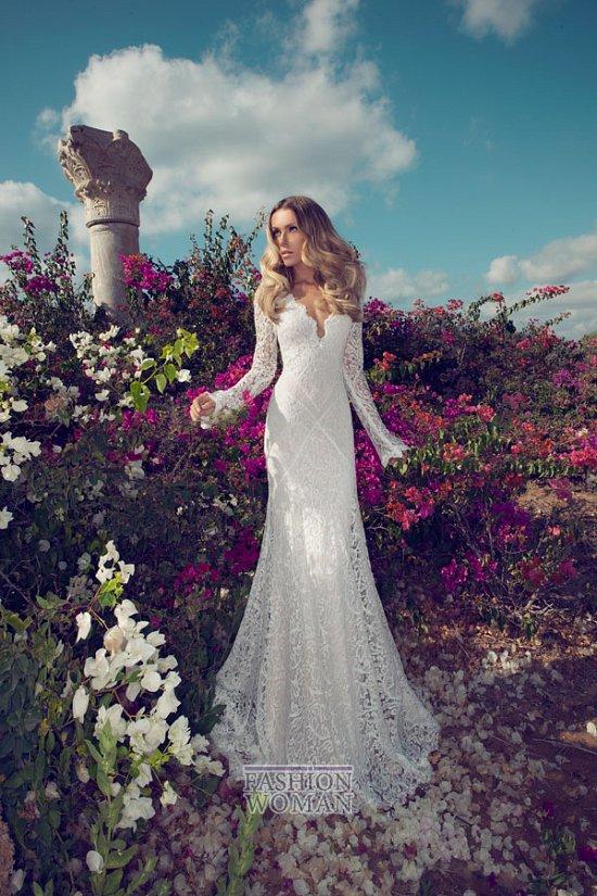 Свадебные платья 2014 от Julie Vino фото №9