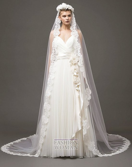 Свадебные платья Alberta Ferretti