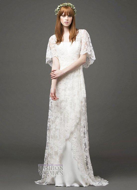 Свадебные платья 2015 от Alberta Ferretti фото №5