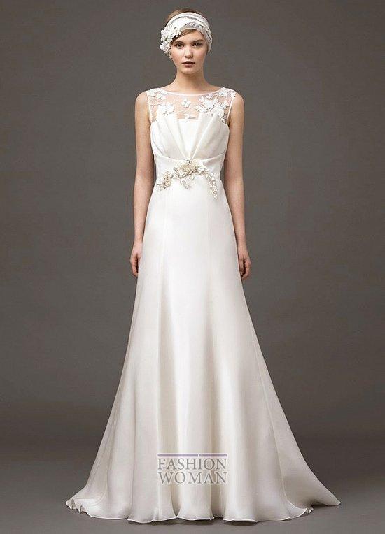 Свадебные платья 2015 от Alberta Ferretti фото №7