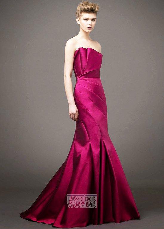 Свадебные платья 2015 от Alberta Ferretti фото №16
