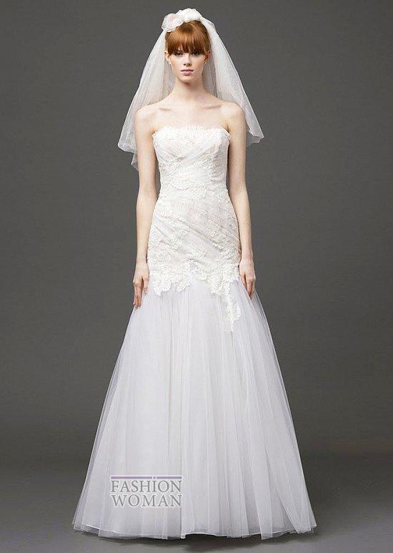 Свадебные платья 2015 от Alberta Ferretti фото №9