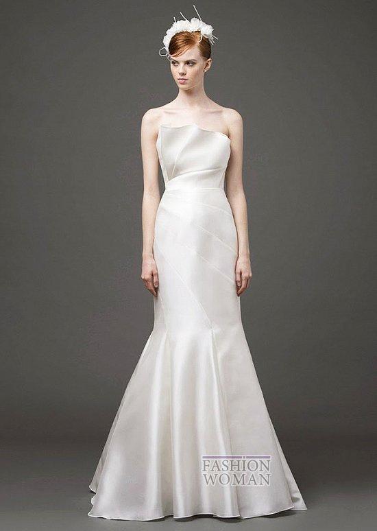 Свадебные платья 2015 от Alberta Ferretti фото №10