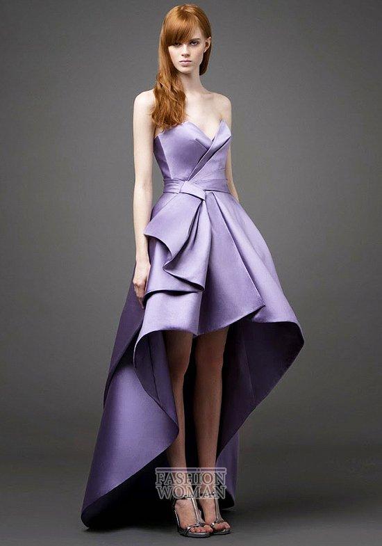 Свадебные платья 2015 от Alberta Ferretti фото №17