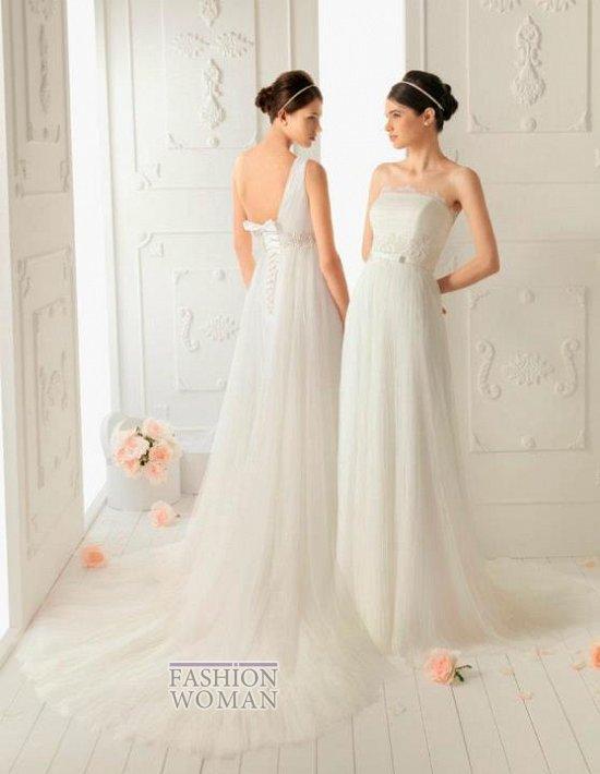 Свадебные платья Aire Barcelona 2013 фото №24