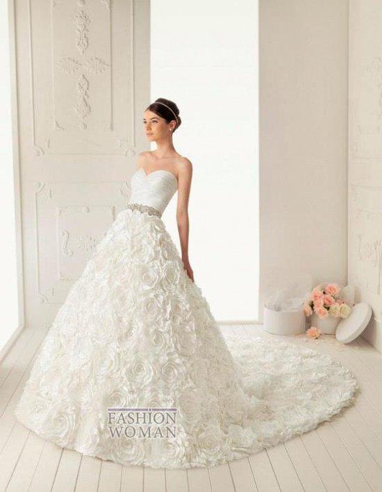 Свадебные платья Aire Barcelona 2013 фото №27