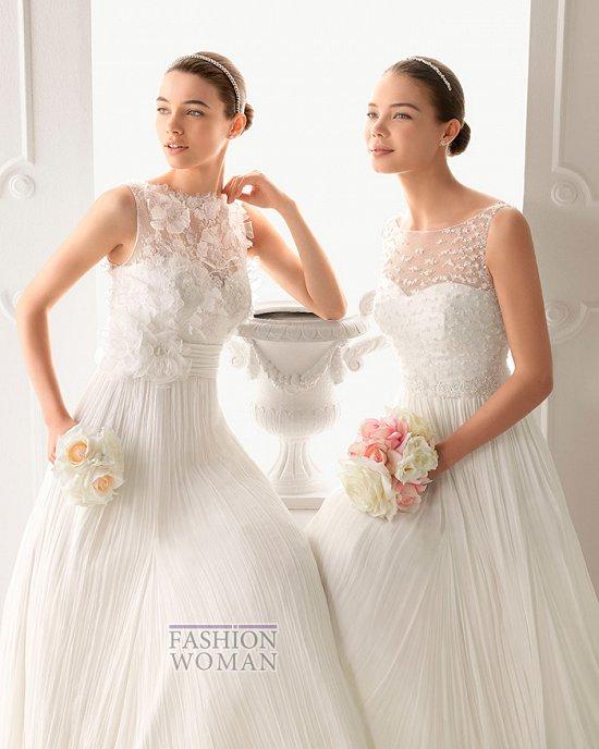 Свадебные платья Aire Barcelona 2014 фото №1