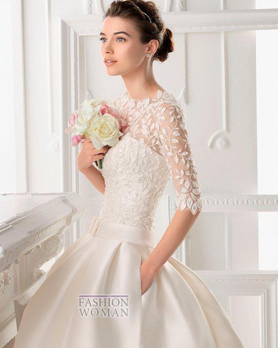Свадебные платья Aire Barcelona 2014 фото №2