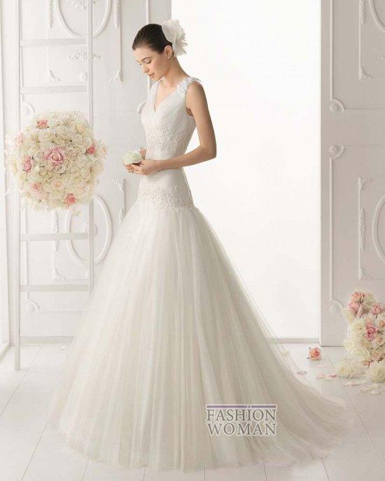 Свадебные платья Aire Barcelona 2014 фото №14