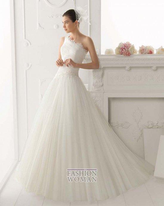 Свадебные платья Aire Barcelona 2014 фото №15