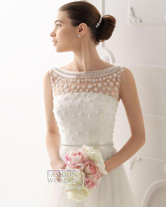 Свадебные платья Aire Barcelona 2014 фото №19
