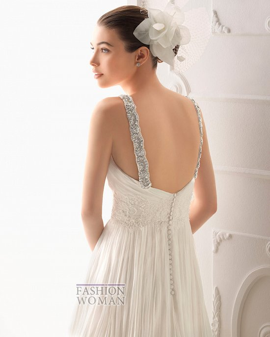 Свадебные платья Aire Barcelona 2014 фото №27