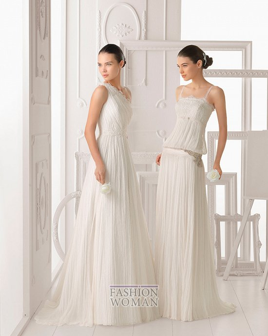 Свадебные платья Aire Barcelona 2014 фото №28