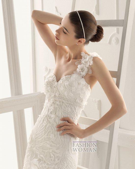 Свадебные платья Aire Barcelona 2014 фото №32