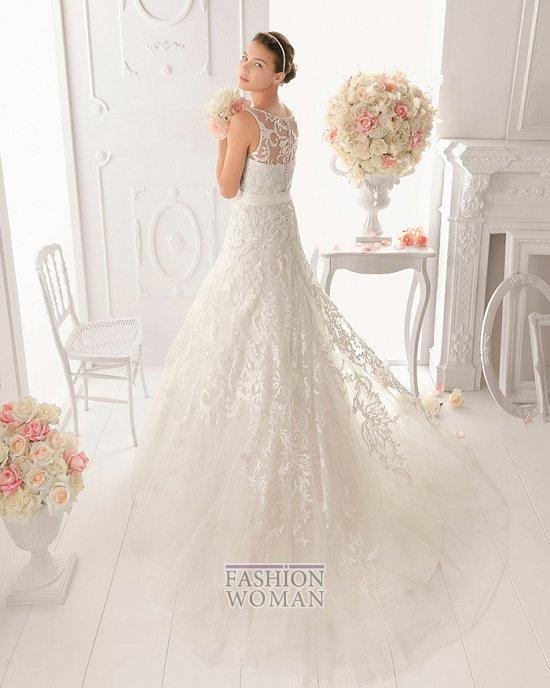 Свадебные платья Aire Barcelona 2014 фото №36