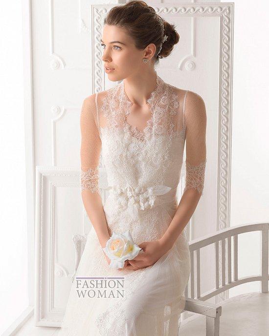 Свадебные платья Aire Barcelona 2014 фото №5