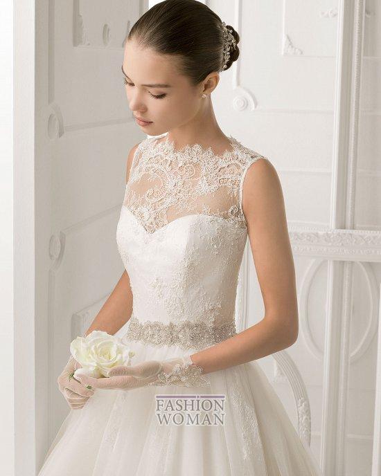 Свадебные платья Aire Barcelona 2014 фото №53