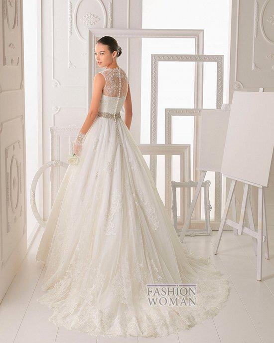 Свадебные платья Aire Barcelona 2014 фото №55