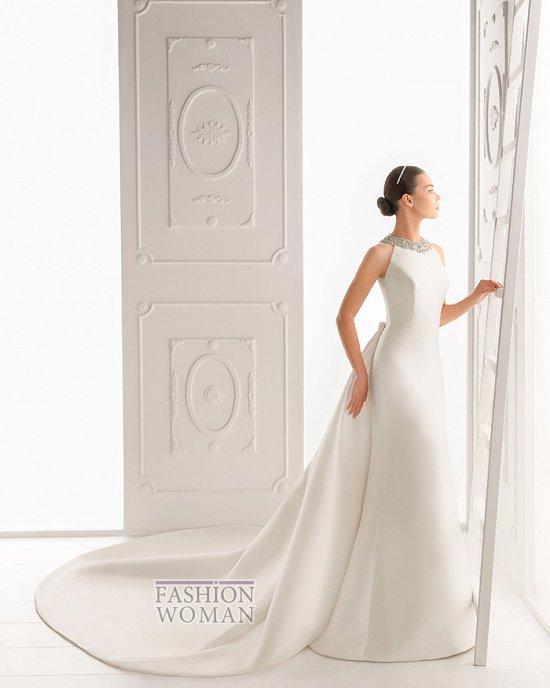 Свадебные платья Aire Barcelona 2014 фото №60