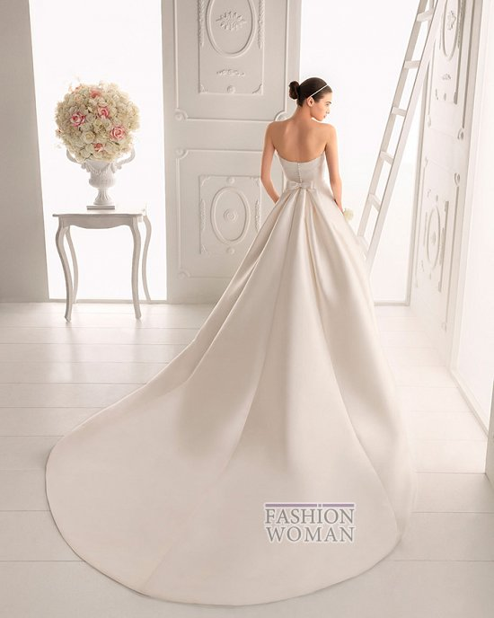 Свадебные платья Aire Barcelona 2014 фото №61