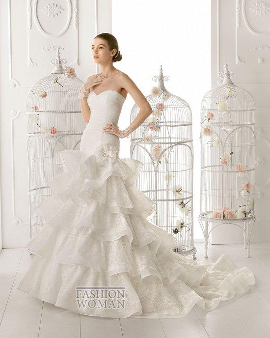 Свадебные платья Aire Barcelona 2014 фото №72