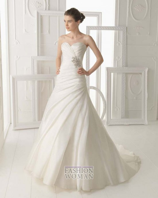 Свадебные платья Aire Barcelona 2014 фото №76