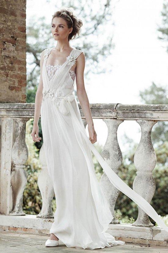 Свадебные платья Alberta Ferretti 2016 фото №1