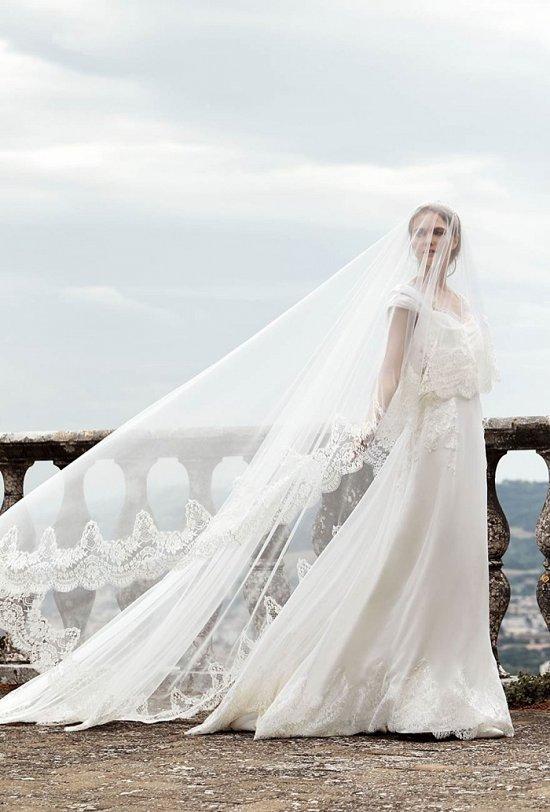 Свадебные платья Alberta Ferretti 2016 фото №3