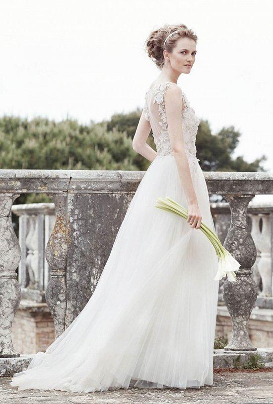 Свадебные платья Alberta Ferretti 2016 фото №4