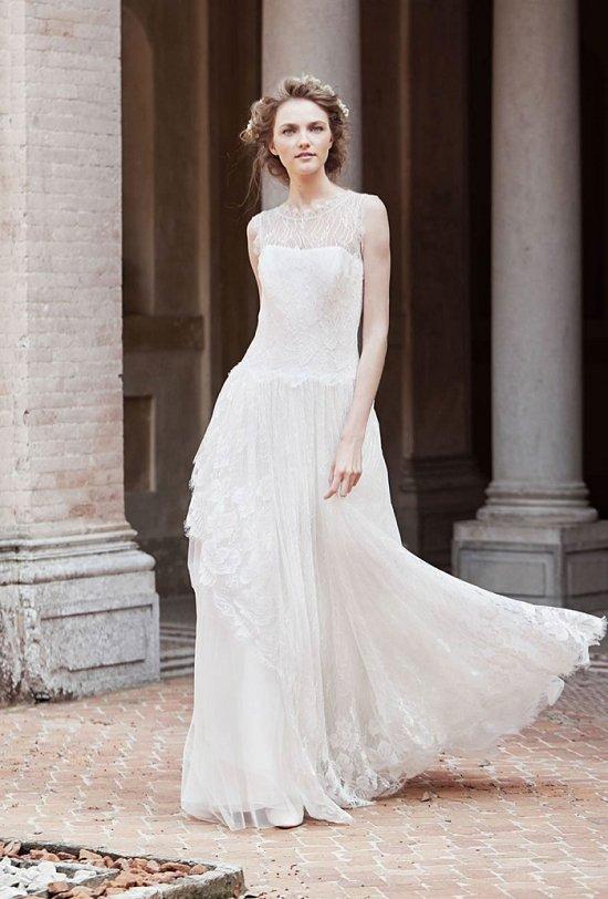 Свадебные платья Alberta Ferretti 2016 фото №6