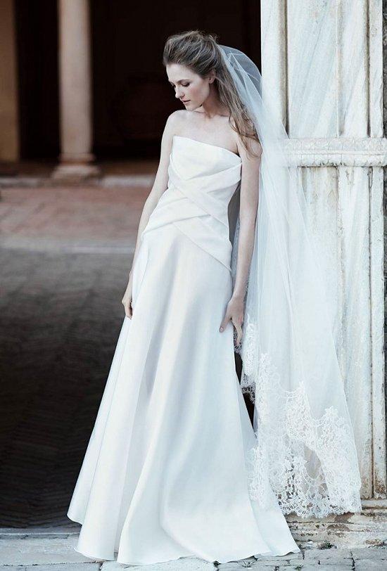 Свадебные платья Alberta Ferretti 2016 фото №8