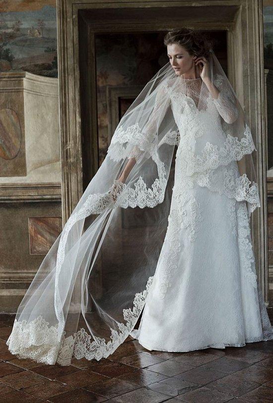 Свадебные платья Alberta Ferretti 2016 фото №9