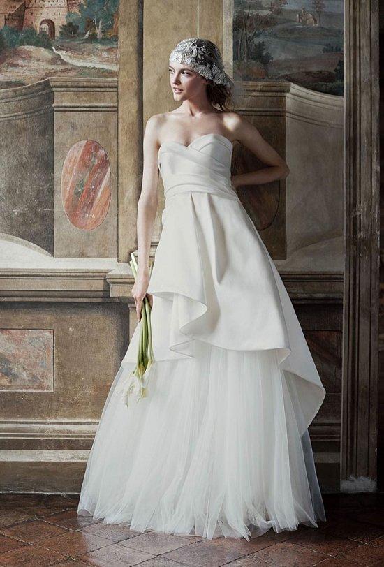 Свадебные платья Alberta Ferretti 2016 фото №11