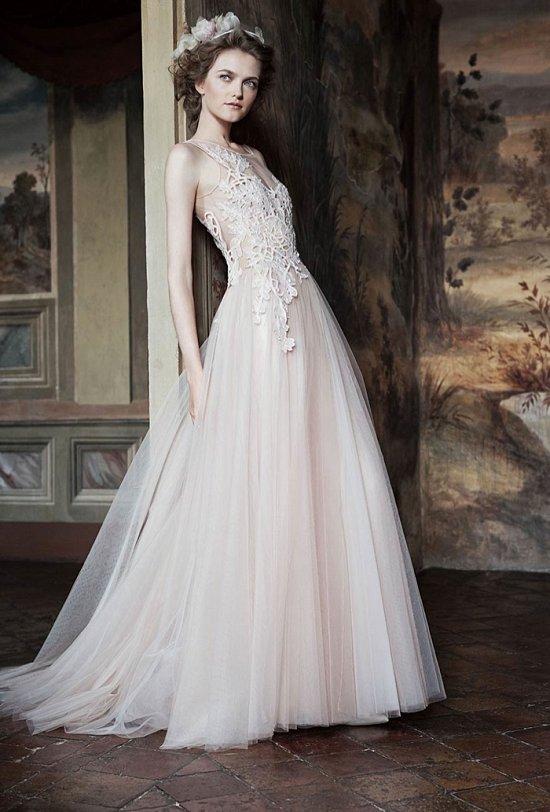 Свадебные платья Alberta Ferretti 2016 фото №13