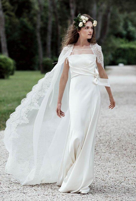 Свадебные платья Alberta Ferretti 2016 фото №14