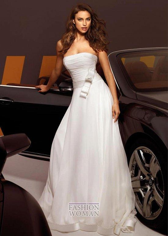 Свадебные платья Alessandro Angelozzi Couture 2013 фото №11