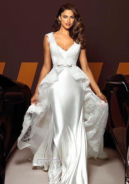 Свадебные платья Alessandro Angelozzi Couture 2013 фото №13