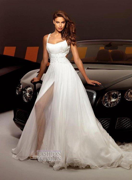 Свадебные платья Alessandro Angelozzi Couture 2013 фото №14