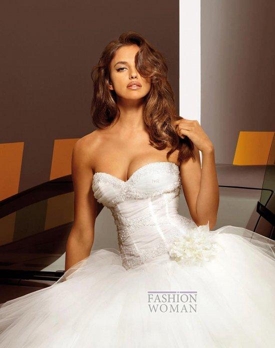Свадебные платья Alessandro Angelozzi Couture 2013 фото №15