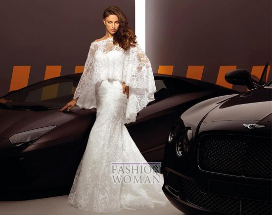 Свадебные платья Alessandro Angelozzi Couture 2013 фото №4