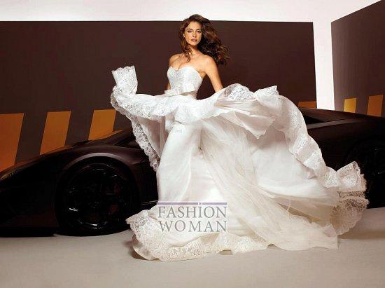 Свадебные платья Alessandro Angelozzi