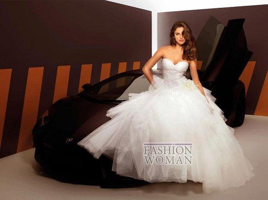 Свадебные платья Alessandro Angelozzi Couture 2013 фото №6