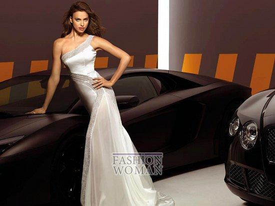 Свадебные платья Alessandro Angelozzi Couture 2013 фото №7